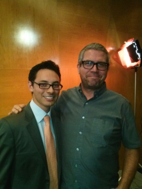 Oscar® nominee John Powell and Andrés Montero.
